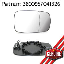 Left Passenger Side Wing Mirror For Renault Clio mk4 2012-17 Heated Plate