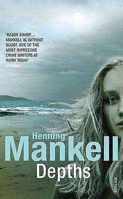 Depths by Henning Mankell (Paperback, 2007)