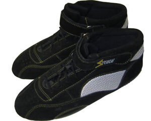 Storm Course Karting Bottes Noires Karting Course Circuit Chaussures Go-kart Gt8e9rm2-07222701-120674843