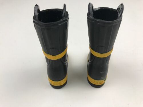 Urban Firefighter Boots by 21st Century Toys 1//6th Scale Action Figure