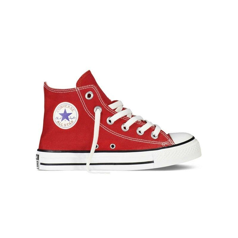 Converse Chuck Tailor All Star Junior - Rosso - 7J232C - 3J232C