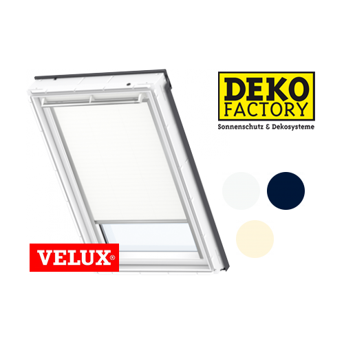 VELUX Set Hitzeschutzmarkise & Verdunkelungs-Rollo (Kunststofffenster Typ GGU)