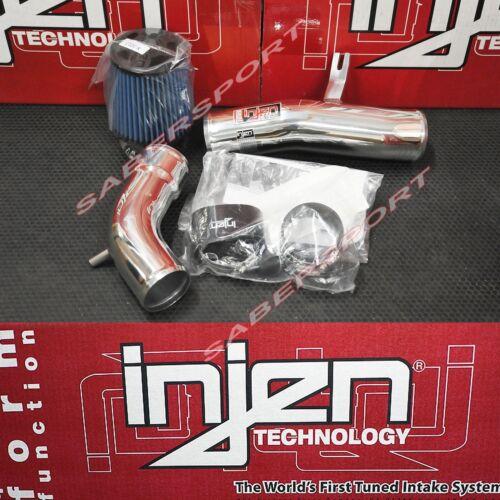 Injen SP Polish Short Ram// Cold Air Intake Kit for 2014-2016 Kia Forte LX 1.8L
