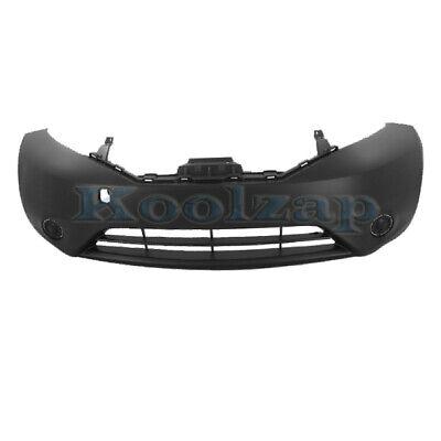 Front Bumper Cover Assembly Primed For 12 13 14 Versa Sedan NI1000284 FBM223BA0H