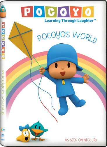 1 of 1 - Pocoyo - Pocoyo's World (2013, DVD NEW)