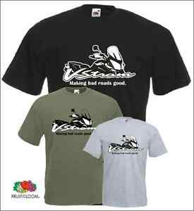 Suzuki-V-Strom-T-Shirt-Motorcycles-V-Power-Shirt