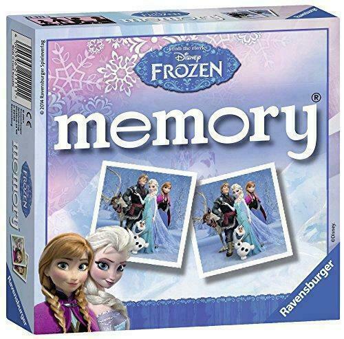 NUOVO RAVENSBURGER DISNEY congelato Mini Gioco di memoria