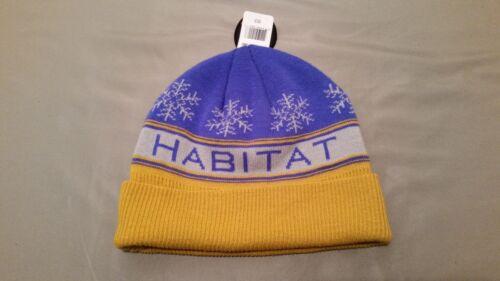 new habitat beanie knit cap