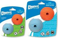 Chuckit The Whistler Ball 2-pack