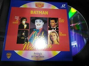 Batman-Laser-Disc-Jack-Nicholson-Michael-Keaton