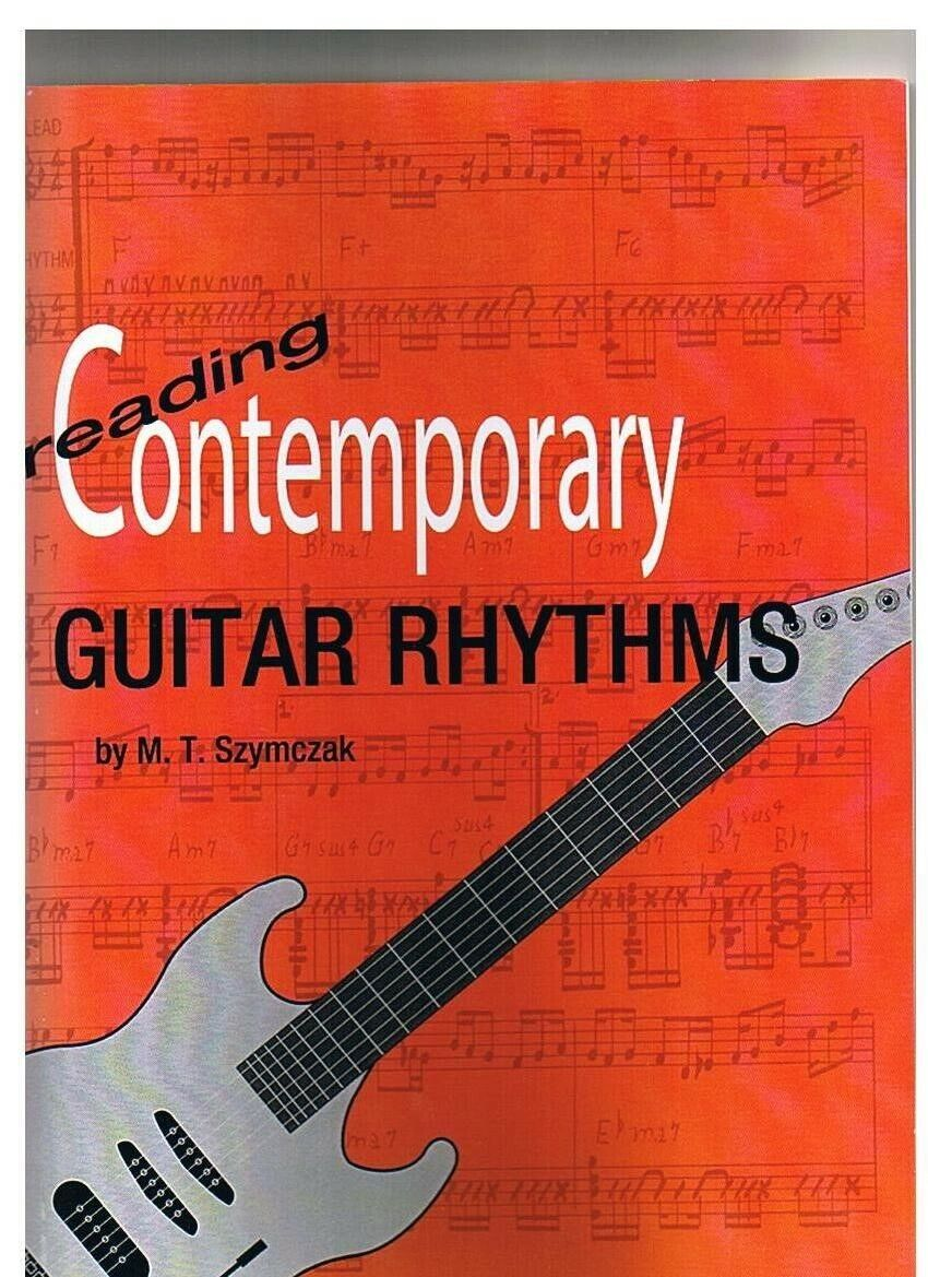 Image 1 - READING CONTEMPORARY GUITAR RHYTHMS: 16th Notes, Rhythm Guitar, Voicings, Duets
