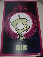 Invader Zim Poster Print