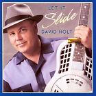 Let It Slide by David Holt (Banjo) (CD, Nov-2005, High Windy Audio)