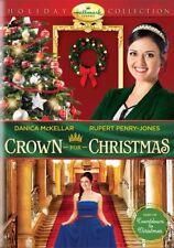 Crown for Christmas Hallmark DVD 2015 Danica McKenna