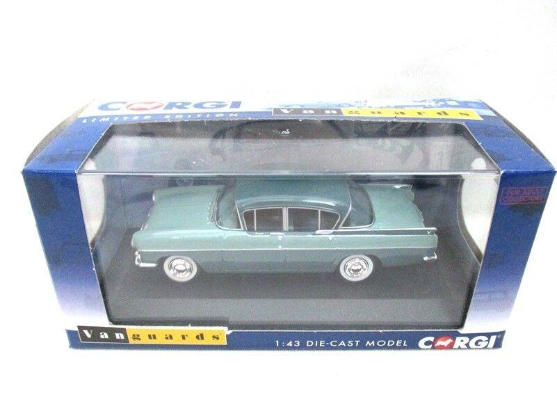 Corgi Vanguards Vauxhall Cresta PA   Alpine & Glade Green  VA06412
