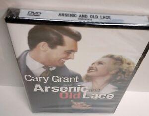 Arsenico-E-VECCHI-MERLETTI-DVD-2010-Nuovo-Di-Zecca-Sigillato-in-fabbrica