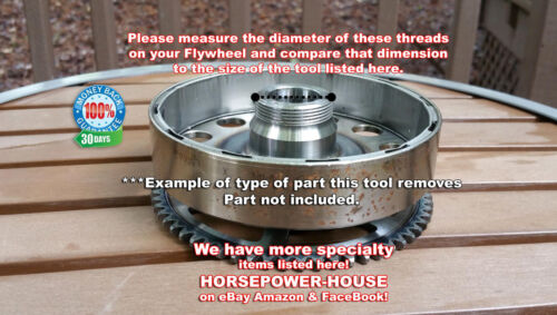 50mm Replacement For Arctic Cat 0444-254 or 0444-075 Flywheel Rotor Puller $165