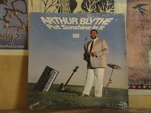 ARTHUR BLYTHE, PUT SUNSHINE IN IT - LP FC 39411 | eBay
