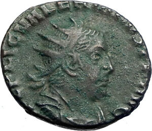 VALERIAN-I-father-of-Gallienus-257AD-Rome-Ancient-Roman-Coin-SOL-SUN-i73491