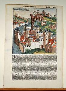 Schedel-Weltchronik-1493-Blatt-46-England-Stammbaum-Salomon-Anglie-Provincia