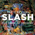 Slash World on Fire LP Vinyl 2014 2lp 33rpm