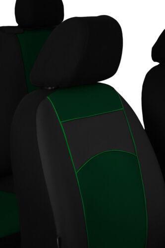 Land Rover Freelander Mk1 3 puerta 98-06 Eco Cuero Fundas Hecho A La Medida