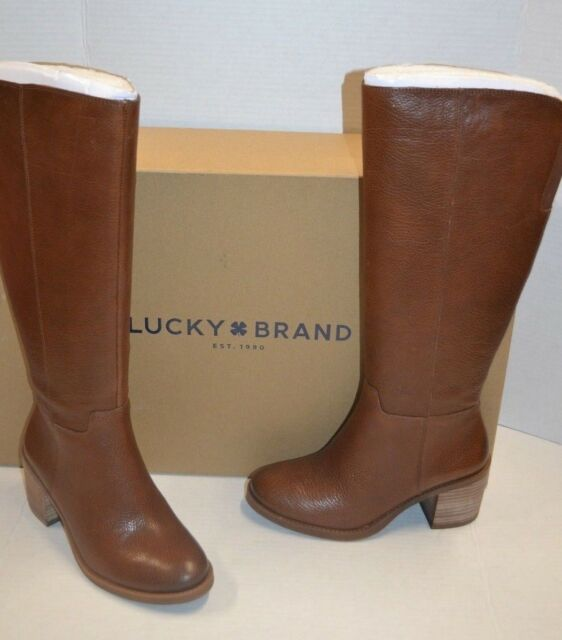 LUCKY BRAND RITTEN WHISKEY LEATHER wide
