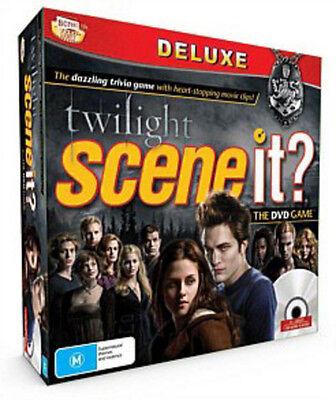 Twilight: Scene It? - The DVD Game * NEW DVD * (Region 4 Australia)