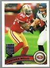 2011 Topps Patrick Willis 49Ers #334 Football Card