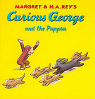 Curious George and the Puppies by Margret Rey (Hardback, 1998)
