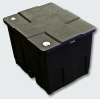 Sunsun Cbf-350 Biological Pond Filter With Uvc Option Clean Up To 3000 Gallon