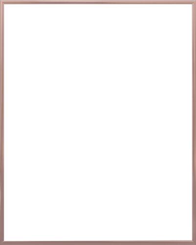 Cadre photo Winnipeg cadre en aluminium 65 x 85 cm Choix De Couleur Poster