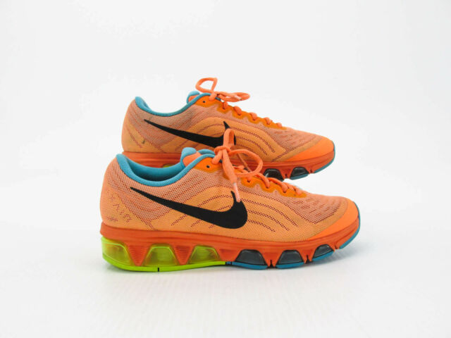 differently ed8a3 13fa4 ... top quality nike air max tailwind 6 women orange athletic shoes size  7.5m pre owned
