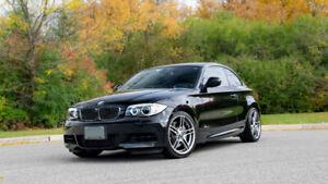 **2012 BMW 135i DCT Coupe - M Sport, Navigation, Tech PKG