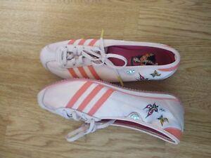 limitada Edición Ladies Trainers 5 Adidas talla HqdqrTx