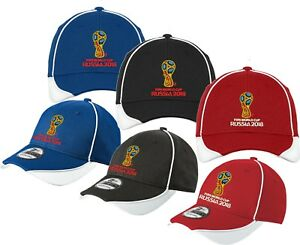 e04570b405c FIFA WORLD CUP SOCCER RUSSIA 2018 New Era® - Performance Cap Hat