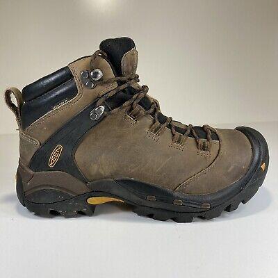 Keen Hiking Boots Brown Waterproof