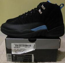 big sale c69d6 6e8b9 item 2 Nike Air Jordan XII 12 Retro 2009 Black Nubuck Carolina Light Blue  NEW Men 10 44 -Nike Air Jordan XII 12 Retro 2009 Black Nubuck Carolina  Light Blue ...