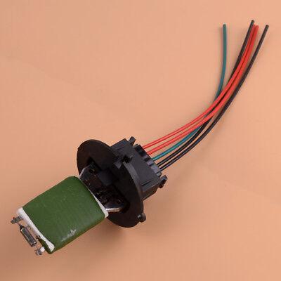 C-FUNN Heater Blower Motor Resistor Loom Wiring Connector for Peugeot 206 307 206CC