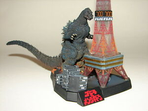 G'91 Diorama Figure from Yuji Sakai Godzilla Final Works Set! Gamera Ultraman