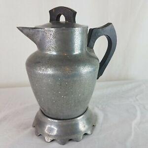 Wagner Ware Sidney O 239 Coffee Tea Pot Pitcher