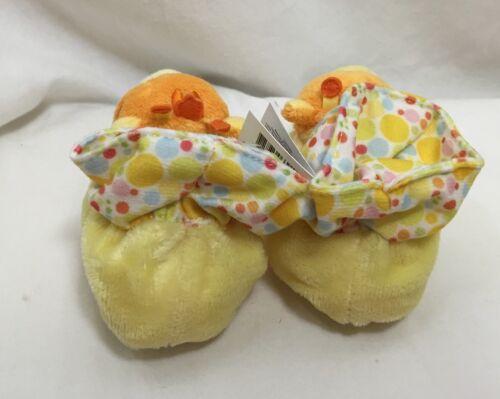 Giraffe Baby Shower Gift Set Carters Russ Plush Hand Rattle Booties Infant