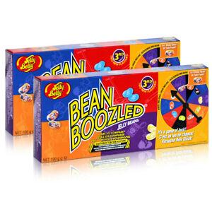 2x-Jelly-Belly-Bean-Boozled-Gluecksrad-100g-Beans-Trinkspiel-Party-Harry-Potter