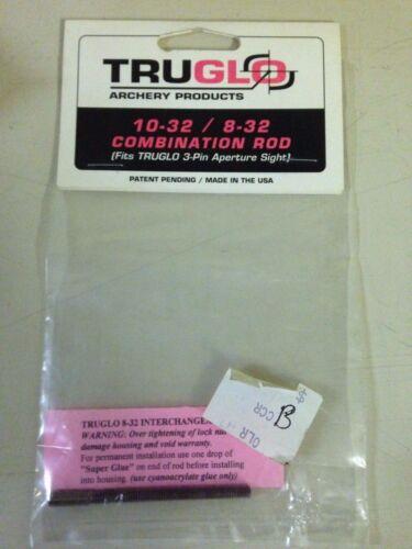 TruGlo Combination Rod 10-32//8-32 10095