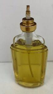 COTY-EMERAUDE-Vintage-Eau-De-Cologne-8-FL-OZ-Spray-Bottle-Missing-Nozzle-RARE