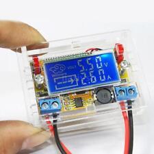 LCD Digital DC-DC Adjustable Step-down Power Supply Charge Module DIY Kit Q9B6