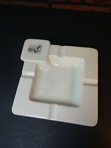 Vintage-BREAK-THRU-039-60-Ceramic-Ashtray-Robbins-MID-CENTURY
