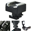 Mini-Advanced-Hot-Shoe-to-Universal-Shoe-Adapter-for-Canon-VIXIA-HF-200-S100-M30 thumbnail 1