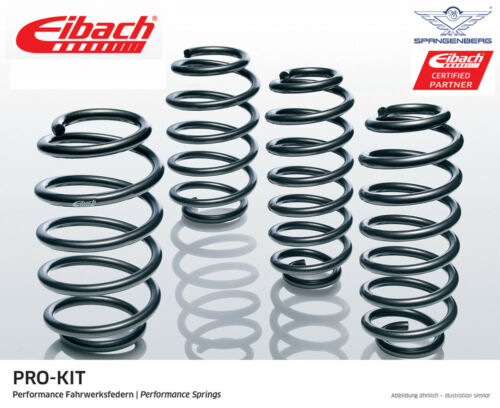 Eibach Pro-Kit Fahrwerksfedern für BMW 3er Coupe E46 06.2000-07.2006 990//1170 kg