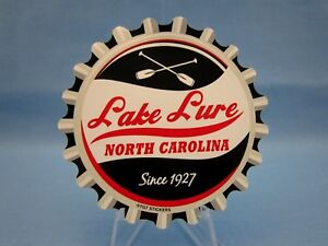 293e59baf52 Image is loading LAKE-LURE-NORTH-CAROLINA-NC-SOUVENIR-TRAVEL-STICKER-
